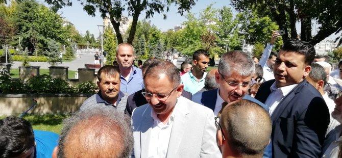 """Özhaseki: """"Kayseri, 25 sene önceki Kayseri değil"""""""