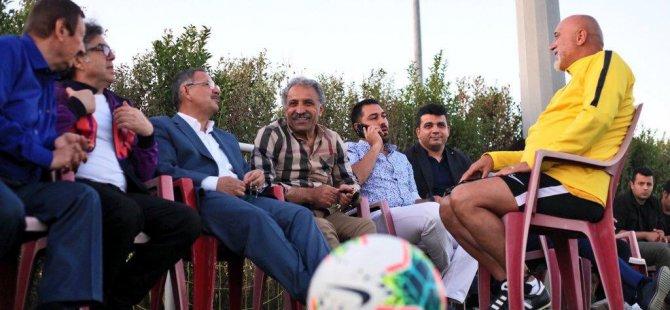 Başkan Büyükkılıç Kayserispor'a aranan maddi desteği buldu