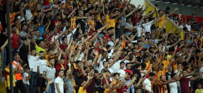 Kayserispor'da Hedef 1 Eylül'e kadar 15 bin