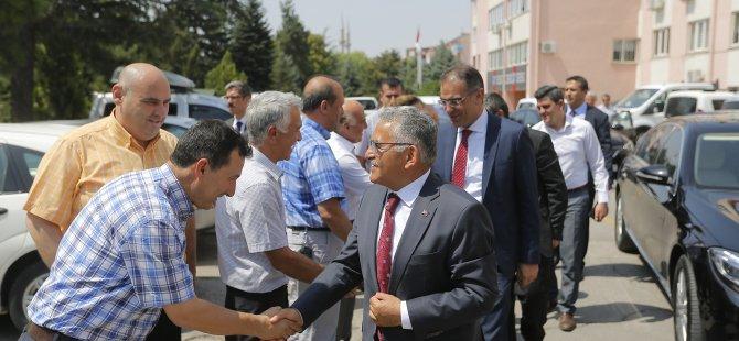 """""""FEDAKAR ÇALIŞANLARIMIZA TEŞEKKÜR EDİYORUM"""""""