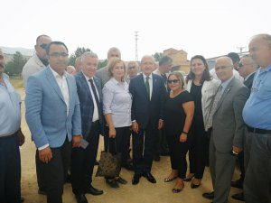 CHP Kayseri İl Yönetimi Hacı Bektaş Veli Anma ve Kültür Sanat Etkinliklerine katıldılar