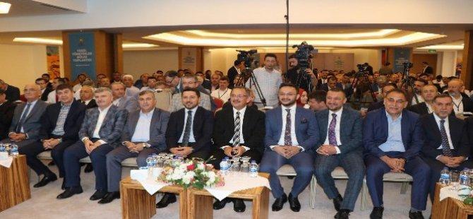Özhaseki,CHP ve HDP'ye sert çıktı