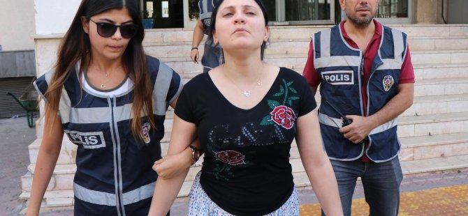 11 ayrı suçtan aranan kadın, yatak odasında yakalandı
