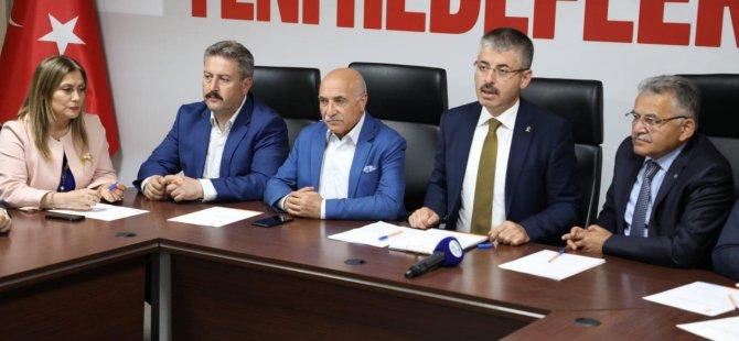 """Çopuroğlu: """"gönüllere dokunmaya devam edeceğiz"""""""