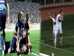 Adana Demirspor  Bucaspor Gol atmaktan yoruldular