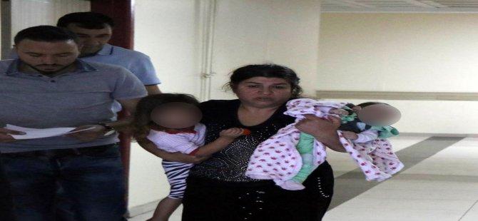 14 farklı suçtan aranan 2 çocuk annesi kadın yakalandı