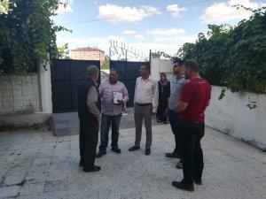Başkan Davut Şahin ''Tomarza'da Doğalgaz'sız ev kalmayacak''