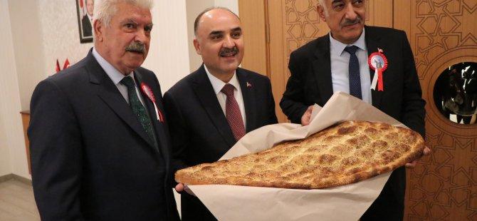 Kayseri'de Ahilik Haftası kutlamaları başladı