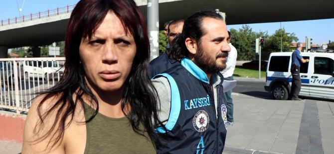 Kayseri'de fuhuş operasyonu kıskıvrak yakalandılar