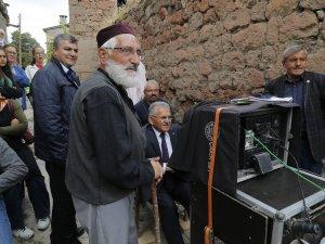 Başkan Büyükkılıç, Suveyda Film setinde