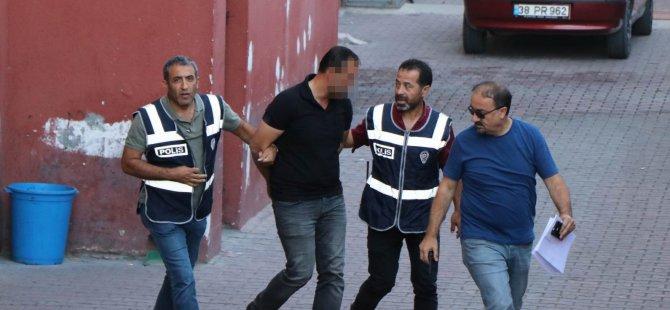 Afyon'dan Kayseri'ye kepçe almaya geldi dolandırıldı
