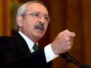 Kılıçdaroğlu Kamer Genç'e tepki gösterdi