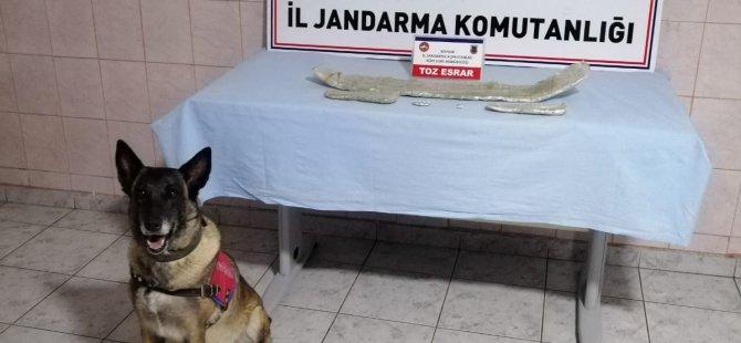 Pınarbaşı'da uyuşturucu operasyonu