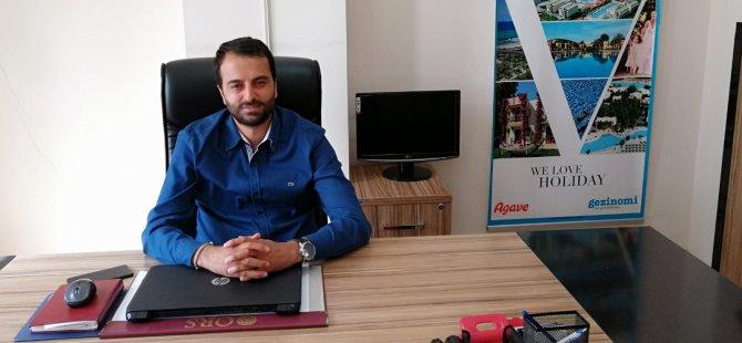 TURSAB Erciyes Bölge Temsil Kurulu Başkanı Ali Emre Mart - Röportajı