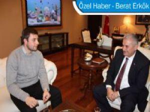 Binali Yıldırım: İstikbal İnternet Medyasındadır!..
