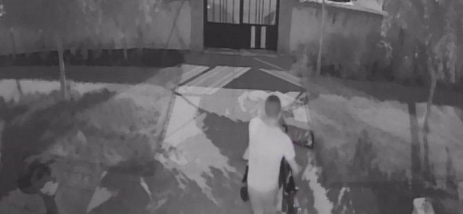Kayseri'de bisiklet ve bebek arabası hırsızı polisten kaçamadı
