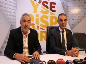HAYIRLI OLSUN SAMET AYBABA KAYSERİSPOR'DA