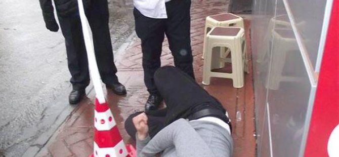 Kayseri'de duruşma öncesi damat ile kayınbaba yumruklaştı
