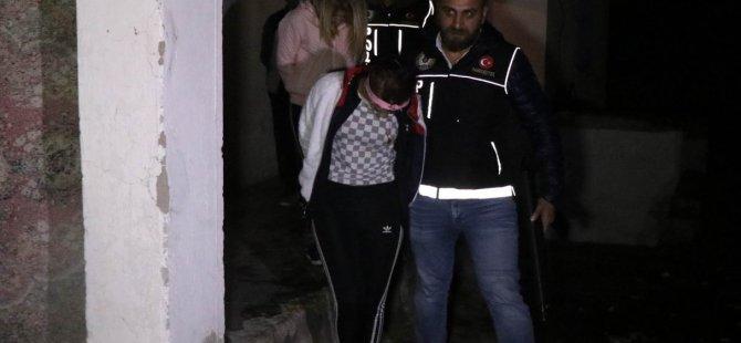 Kocasinan talapaşa'da uyuşturucu operasyonu: 13 gözaltı