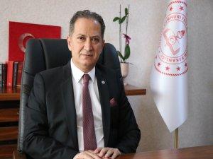 Celalettin Ekinci Kayseri  İl Milli Eğitim Müdürlüğü'ne asaleten atandı