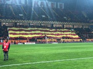 Kayserispor - Fenerbahçe maçını 18 bin seyirci izledi