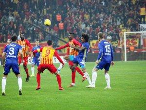 Kayserispor'un Fenerbahçe'ye şansı tutuyor