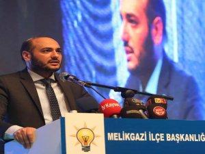 Ak Parti Melikgazi İlçe Başkanı Gökhan Ülke'den Mevlid Kandili Mesajı