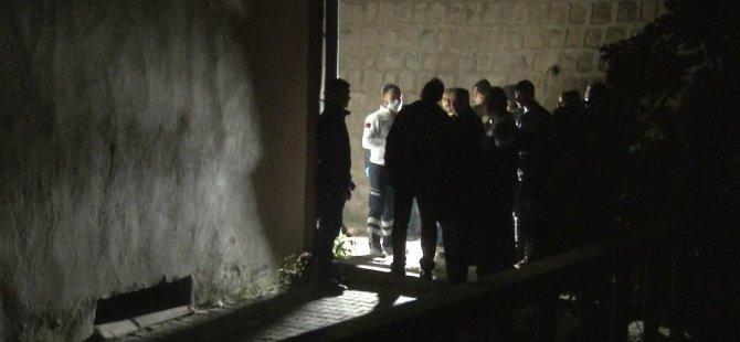 Battalgazi'de 6. kattan düşen şahıs hayatını kaybetti