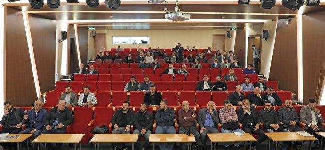 Talas kıran kırana Arsa ihalesi yapıldı satışından 10.7 milyon gelir elde edildi