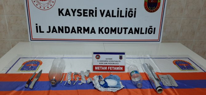 Kayseri'de 25 bin litre kaçak akaryakıt ele geçirildi