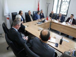 Melikgazi'de 'Kalite Yönetim Toplantısı'