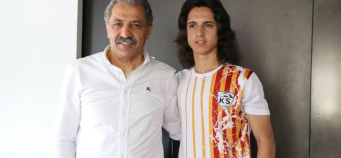 Genç Emre Demir'den muhteşem gol tarihe geçti