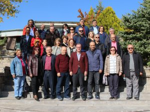Erciyes Platformu Hacılar'a Geldi