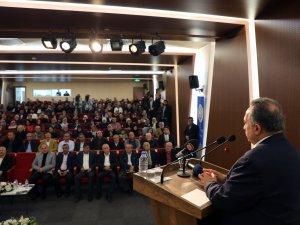 Talas Belediyesi Cemil Baba'yı Andı