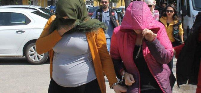Kayseri'de Bağ evine uyuşturucu baskını: 11 gözaltı