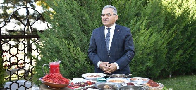 KAYSERİ'DE GASTRONOMİ TURİZMİ ÇALIŞTAYI BAŞLIYOR