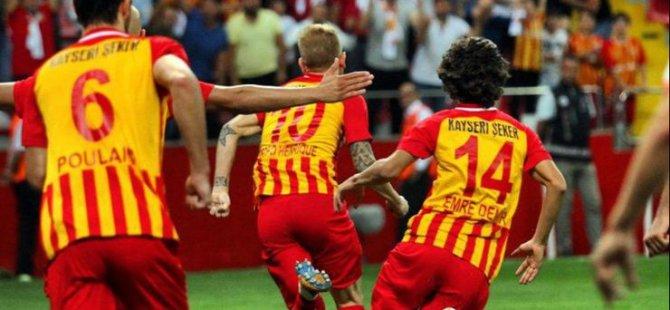 Kayserispor-Sivasspor maçı bilet fiyatları belli oldu