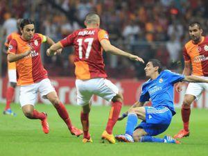 Galatasaray Real Madrid Maç Özet Golleri