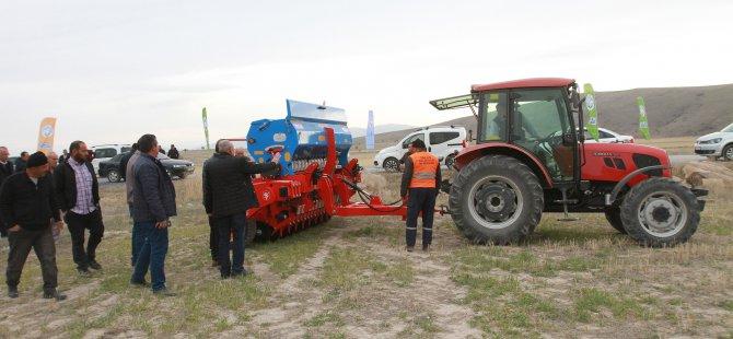 Talas'tan çiftçiye bir destek daha