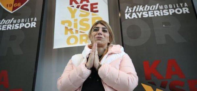Kayserispor Başkanı Gözbaşı ödeme yaptı