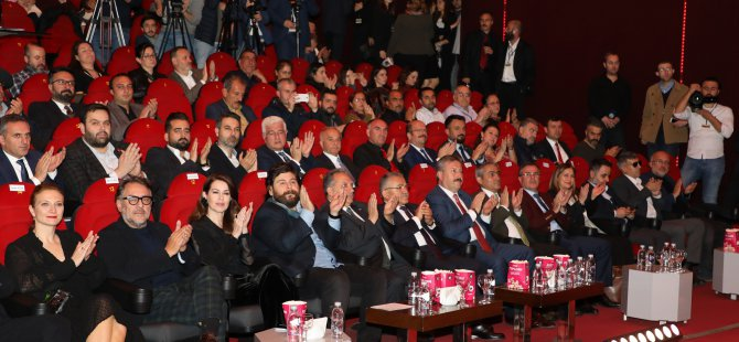 7.Talas Film Festivali başladı