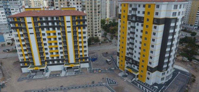 Melikgazi'den Küçükali ve Anbar Mahallelerinde satılık lüks daireler