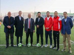 Öztürk Yerköy Spor Kulübü'nün onursal başkanlığına getirildi