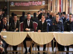 Başkan Aktürk yılın son Muhtarlar toplantısını yaptı