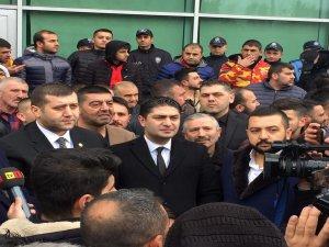 MHP Kayseri Milletvekili Baki Ersoy genel kurula katılmadı