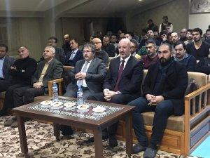 Cihannüma Derneği İrfan Meclisi Sohbetlerinin İlkini Gerçekleştirildi