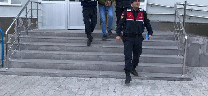 Sarız'da terör operasyonu: 1 gözaltı