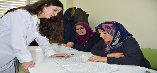 KOCASİNAN'DA 252 KİŞİ OKUMA YAZMA ÖĞRENDİ