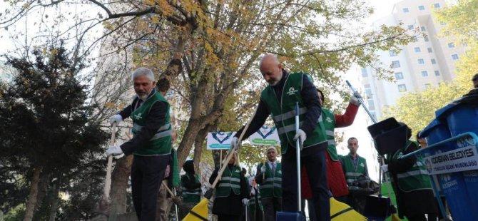 Kocasinan Belediyesi topladığı çöpleri ekonomik değere dönüştürüyor