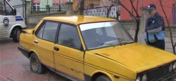 Melikgazi Sokaklardaki sahipsiz hurda araçlar toplanıyor